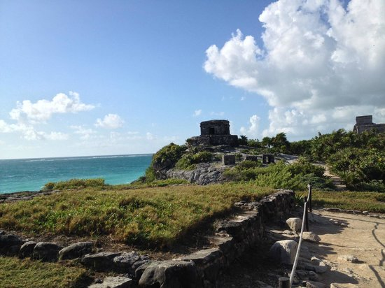 Posada Luna del Sur: The astronomical observatory of the Mayan city of Tulum