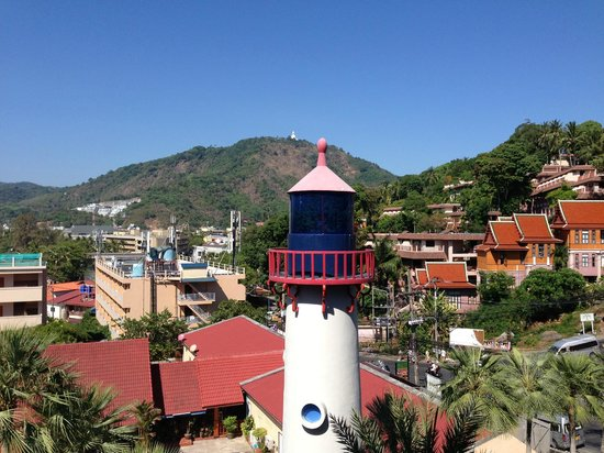 Sugar Marina Resort - Nautical - Kata Beach: 3rd floor view