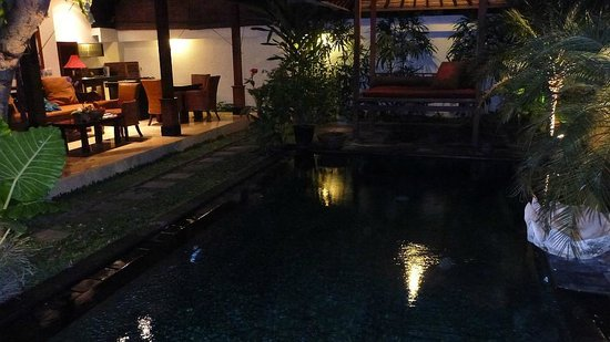 Ellora Villas : our private lounge