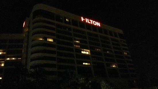 Hilton Miami Airport Blue Lagoon: Vista geral do hotel