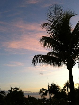 Tamassa Resort: The evening comes