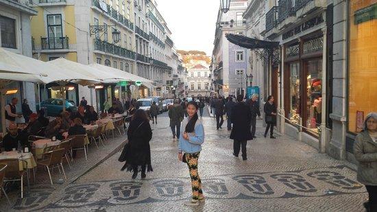 Cidade Baixa: Cafes, restaurants and shops
