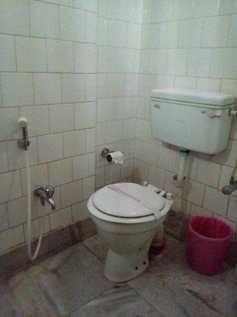 Hotel Bluemoon: トイレ