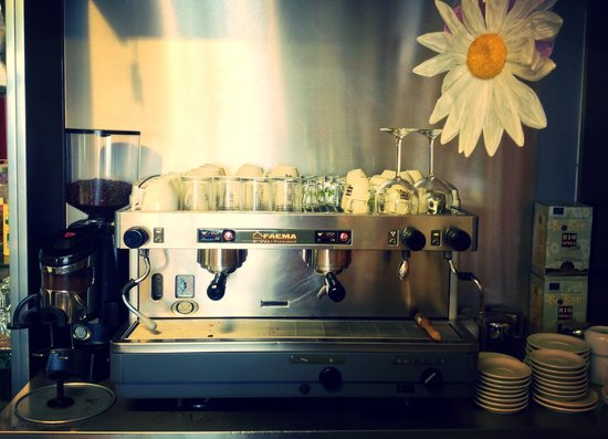 La Toscana : Caffetteria