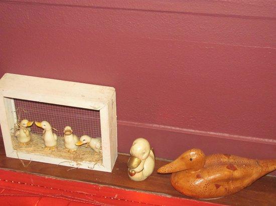 le petit canard : Déco..;)