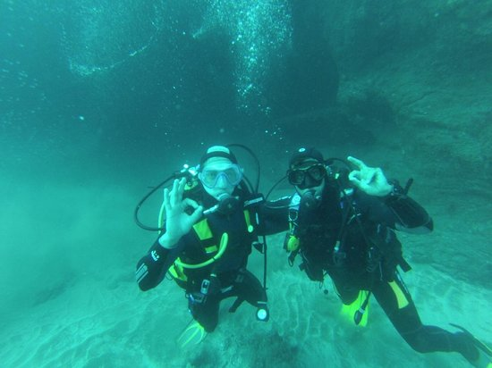 Buceo Mabaq Gran Canaria
