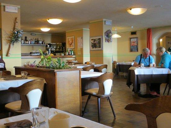 Hotel Margherita: sala pranzo/colazione