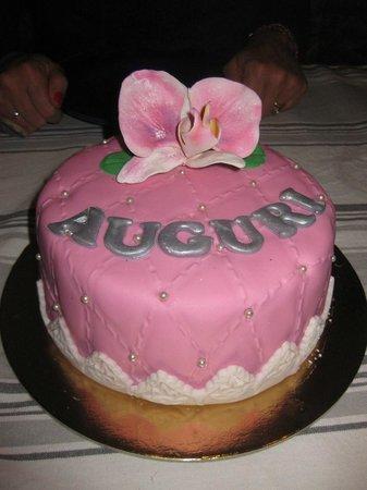 Ecco Lennesima Torta Di Compleanno Presa Da Andrea Fantastica