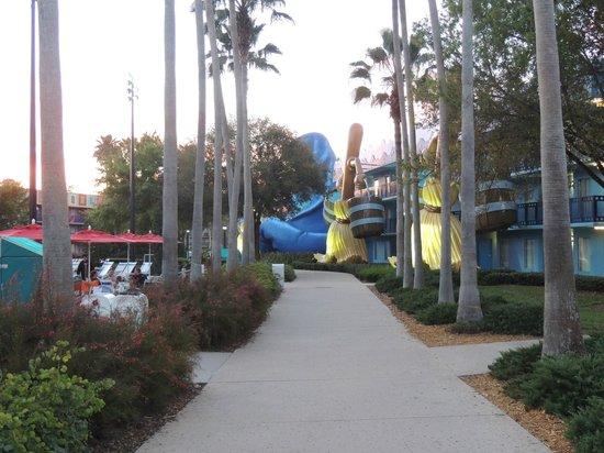 Disney's All-Star Movies Resort: Lindo