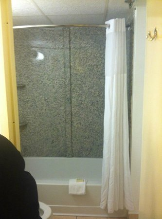 Four Points by Sheraton Virginia Beach Oceanfront: Marble Wall