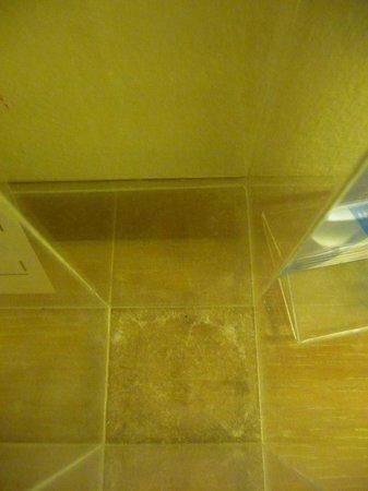 Richmond Hotel: dust