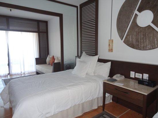 Hyatt Ziva Los Cabos: very comfortable beds