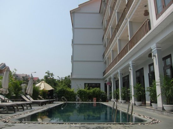 Sunshine Hotel Hoi An: Lovely pool