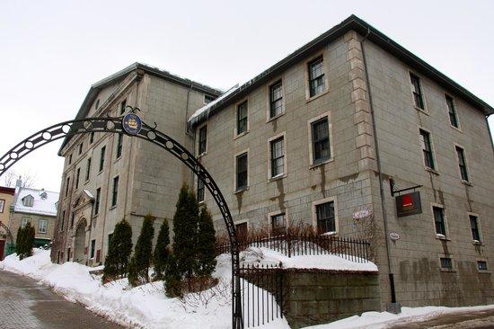 Old Quebec: Morin Centre - Old Jail tour