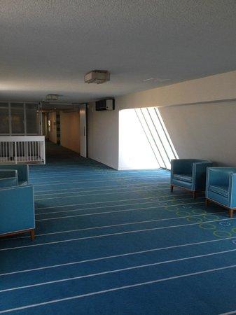 Sheraton Fisherman's Wharf Hotel: 3rd Floor Hallway