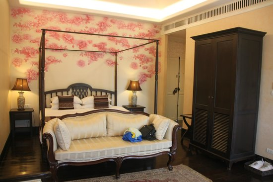 "Ping Nakara Boutique Hotel & Spa: The ""Rose"" room"