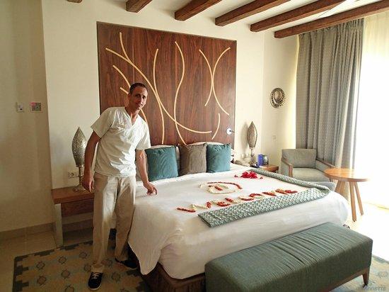 Hilton Marsa Alam Nubian Resort : Hamada Shaaban