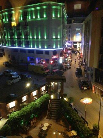 Hotel Vicenza : Vista agradável