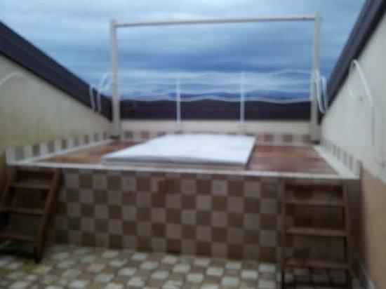 Massoni Bed & Breakfast : La vista dalla terrazza della suite Massoni