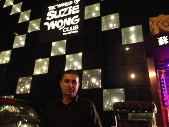 The World of Suzie Wong Club: Uma balada muitominteressante!