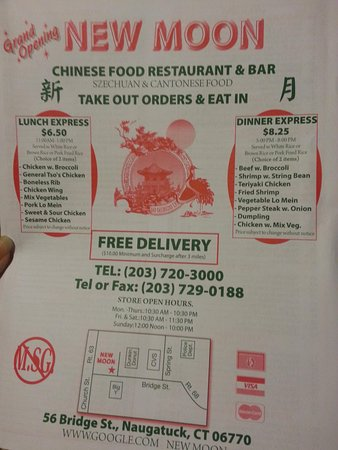 New Moon Chinese Restaurant