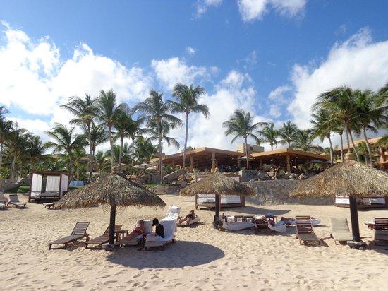 Grand Fiesta Americana Los Cabos All Inclusive Golf & Spa: Praia privativa