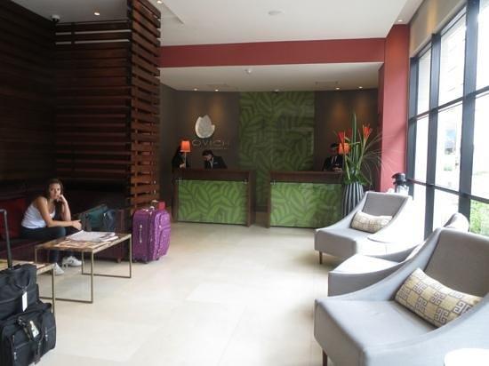 Movich Hotel Chico 97: reception