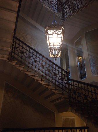 Chateau Monfort : Hall