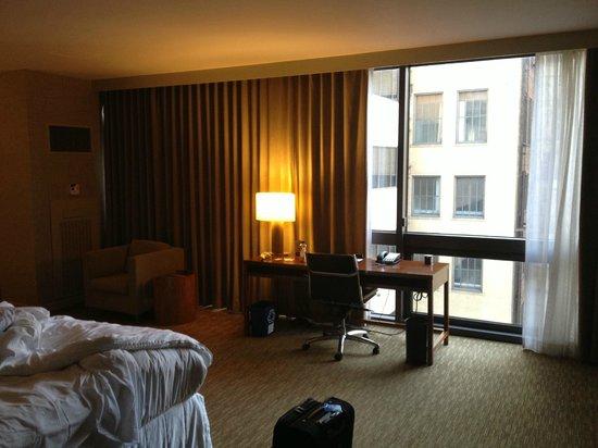 The Westin Cincinnati : Spacious Suite