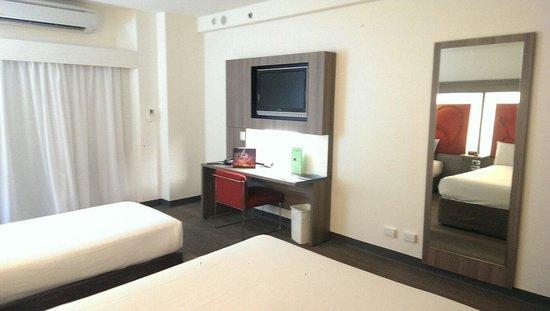 Novotel Darwin CBD: Room 125