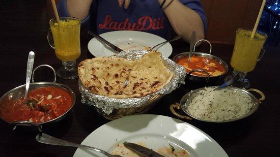 Mr India - Indian Restaurant: Dania Mr India