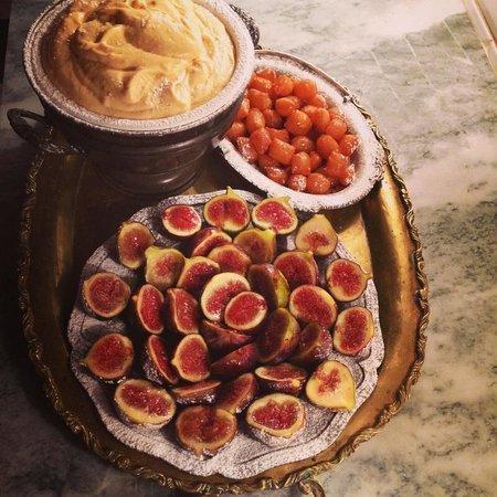 Halfaampieskraal : Fabulous food