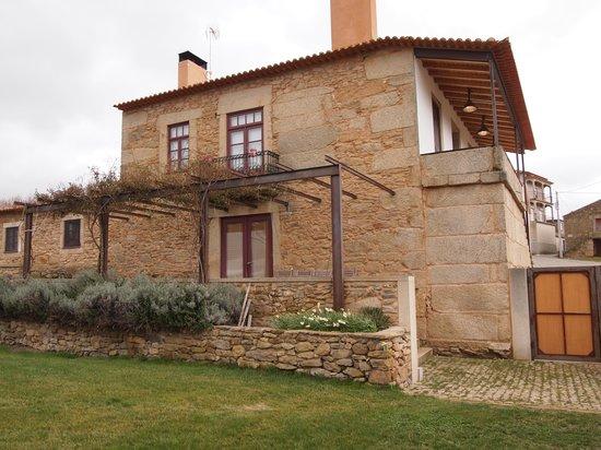 Quinta Pero Martins: A casa