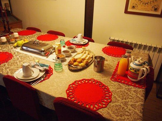 Quinta Pero Martins: A mesa do Peq.Almoço