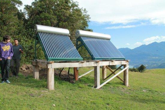Las Bandurrias Eco Hostal : 100% ecológico