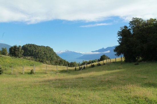 Las Bandurrias Eco Hostal: Hermosa vista