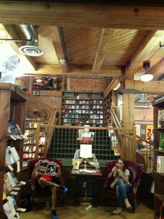 Tattered Cover Bookstore: Tattered Cover in LoDo