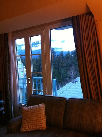Fairmont Chateau Whistler Resort: Deluxe Room