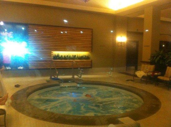 Fairmont Chateau Whistler Resort: Spa