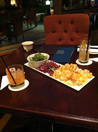 Fairmont Chateau Whistler Resort : Mallard Lounge