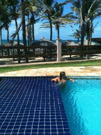 Melina Praia Hotel: muito legal