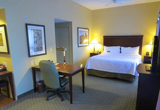 Homewood Suites by Hilton Cambridge-Waterloo, Ontario: Our suite, photo by Mike Keenan