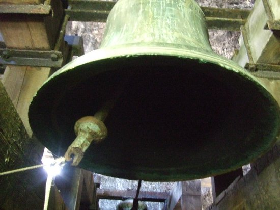 St. Anne's Church: One of 8 Bells of Shandon