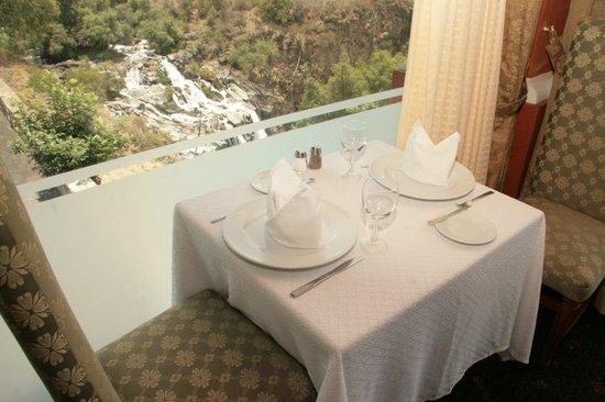 Mision Tlaxcala: Restaurante