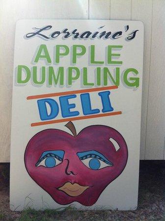 Apple Dumpling Deli