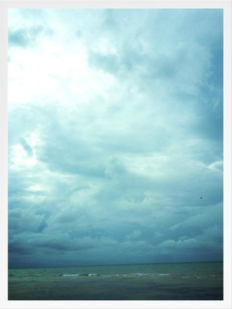 Holbox Hotel Mawimbi: The color of the sky and water