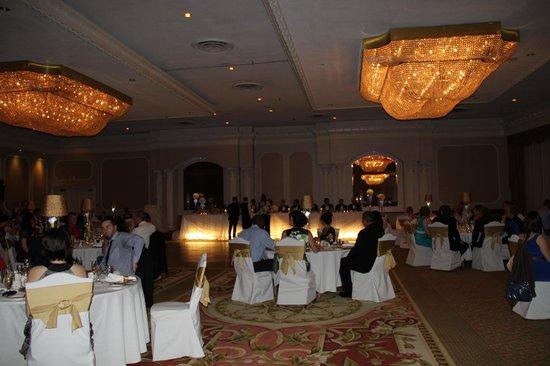 Crowne Plaza Niagara Falls - Fallsview: The Grand Ballroom