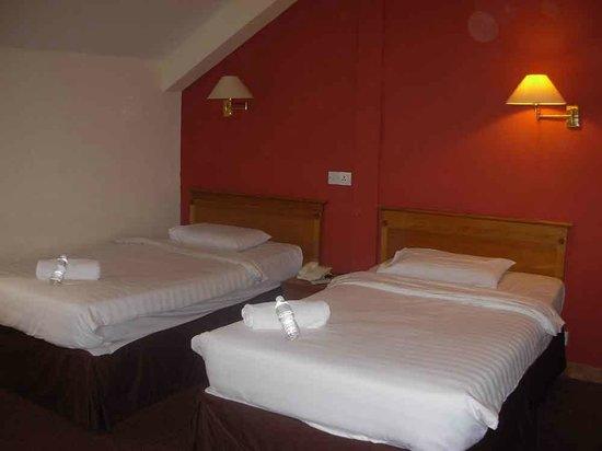 Bella Vista Waterfront Resort & Spa Langkawi: номер
