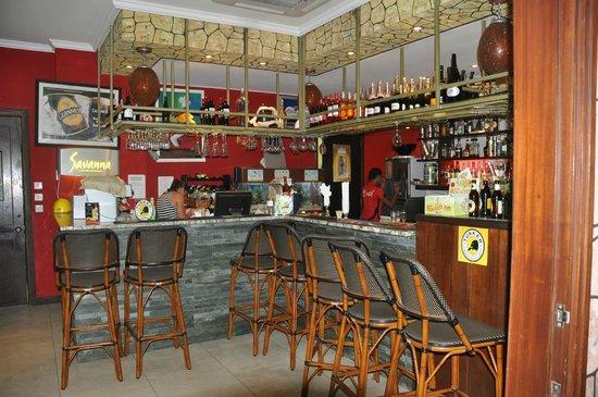 Bravo  - il bar interno