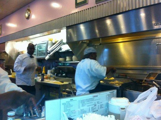 The Camellia Grill: Joe the Chef